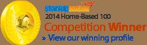 2015 Winner Top Home Based Business